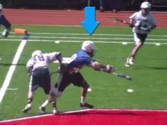 Anthony Uva High School lacrosse FOGO