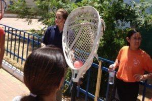 Israel girls lacrosse