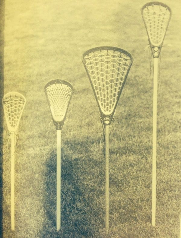 Throwback Thursday: Lacrosse: Technique and Traditon - Johns Hopkins Maryland lacrosse