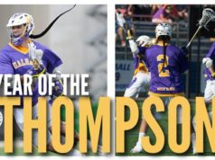 Year of the Thompson, Miles, Lyle, Ty Thompson set records in 2014