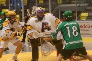 Coquitlam Adanacs vs Victoria Shamrocks BCJALL credit: Paul Sparrow