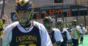 California Berkeley lacrosse bears