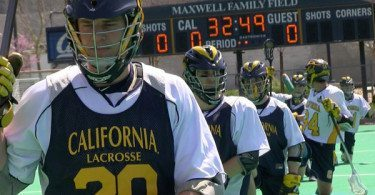 California Berkeley lacrosse bears