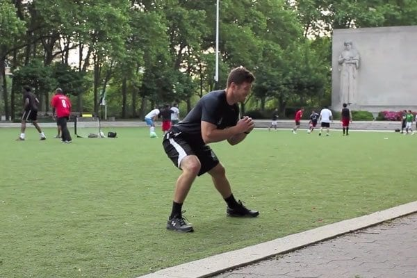 Mitch Belisle of Trilogy Lacrosse explains simple, hard work to train for Team USA