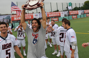 Paul Rabil ready to win gold