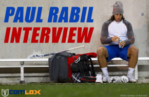 Paul Rabil interview with ComLax