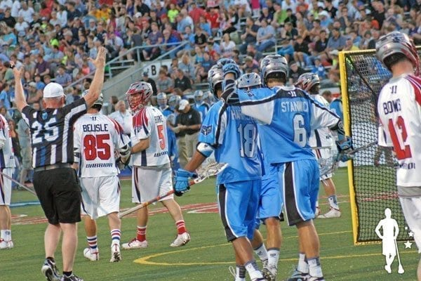 Major League Lacrosse: Ohio Machine vs. Boston Cannons 2014