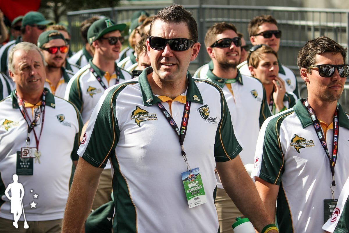 Australia - 2014 World Championships Opening Ceremony