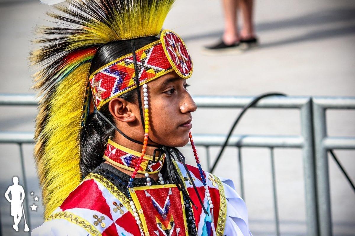 Iroquois - 2014 World Championships Opening Ceremony