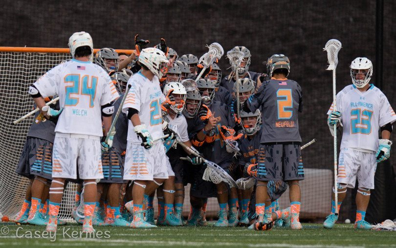 Inside Look: 2014 Under Armour All-American Game Credit: Casey Kermes