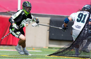 Bayhawks vs Lizards 7.26.14 Credit: Casey Kermes Major League
