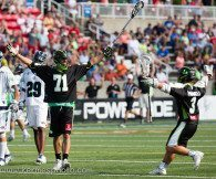 Bayhawks vs Lizards 7.26.14 Credit: Casey Kermes