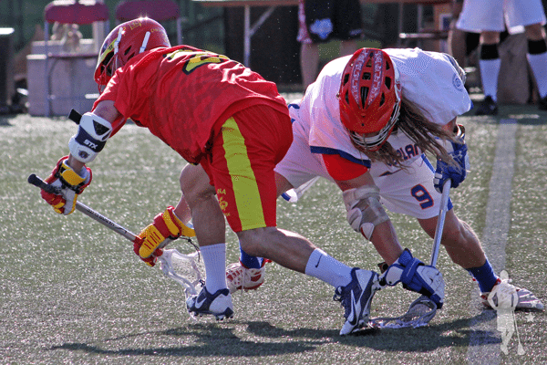 Netherlands vs China 2014 World Lacrosse Championship