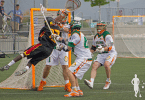 Uganda vs Ireland 2014 FIL World Lacrosse Championship