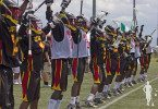 Uganda vs Ireland 2014 World Lacrosse Championship