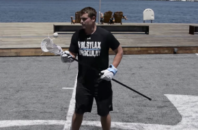 Brian Farrell stick tricks
