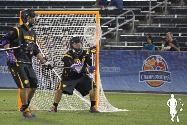 Iroquois v Canada 6.17 2014 FIL World Lacrosse Championship