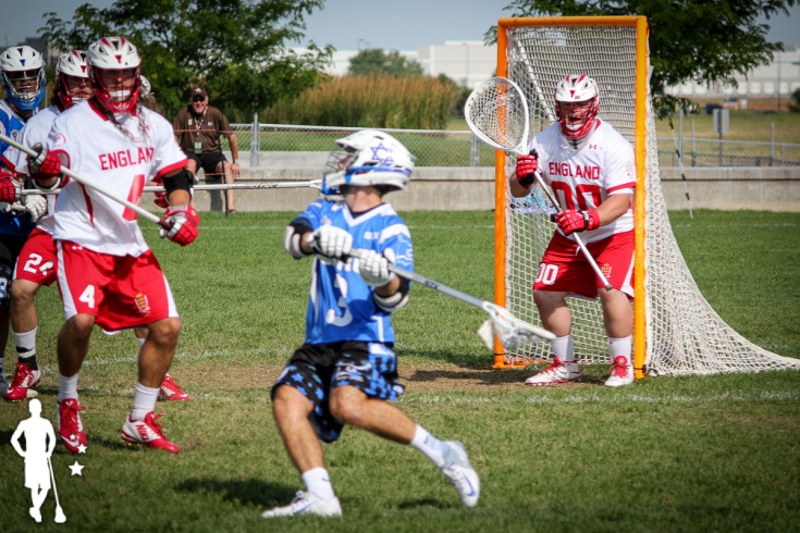 Israel vs England - 2014 World Lacrosse Championships Video