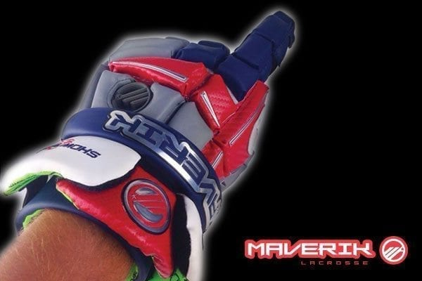 Maverik M3 gloves launch