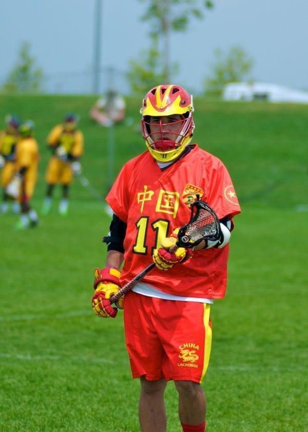 Tyler Buchan China lacrosse