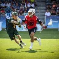 USA vs Australia - 2014 World Lacrosse Championship Semifinal Game Paul Rabil Trade Olympic Lacrosse