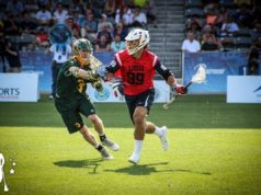 USA vs Australia - 2014 World Lacrosse Championship Semifinal Game Paul Rabil Trade Olympic Lacrosse