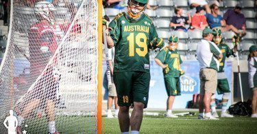 USA vs Australia - 2014 World Lacrosse Championship Semifinal Game