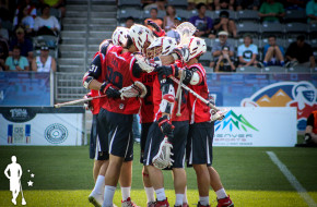 USA vs Australia - 2014 World Lacrosse Championship Semifinal Game Olympic Lacrosse