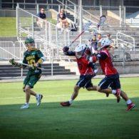 USA vs Australia - 2014 World Lacrosse Championship Semifinal Game
