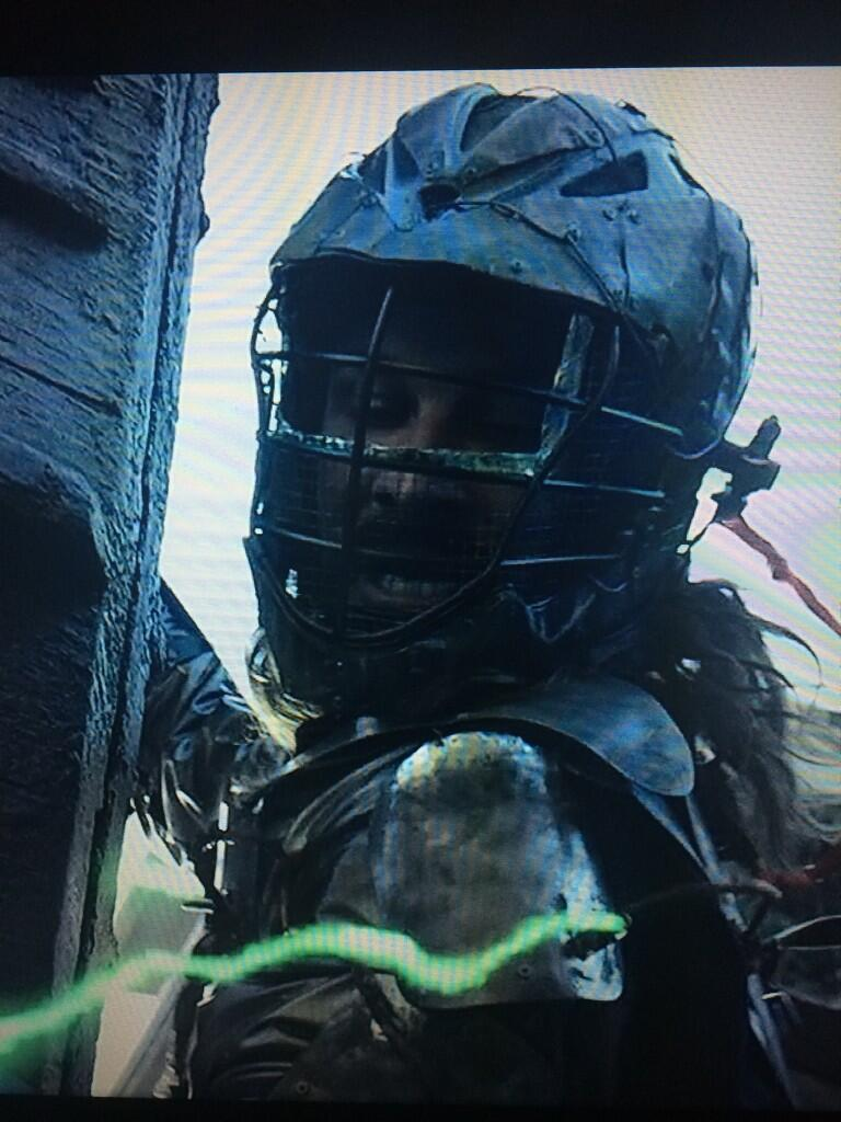 Falling Skies on TNT has Cascade Lacrosse Pro 7 Helmet