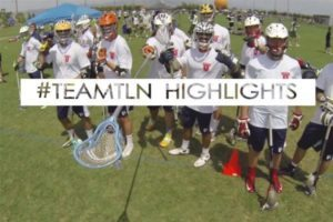 The Lacrosse Network Team TLN wins TribzLacrosse California Showcase 2014