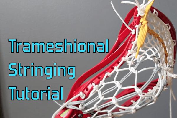 Tradmesh Stringing Tutorial