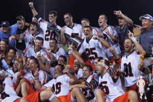 2014 MLL Championship Game Denver Outlaws vs. Rochester Rattlers