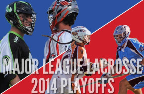 Major League Lacrosse Playoffs 2014