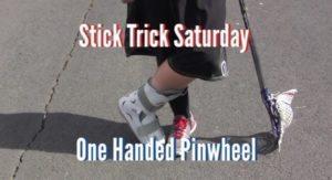 pinwheel one handed