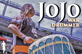 JoJo War Drummer Denver Outlaws