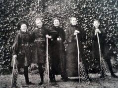 1896 women's lacrosse