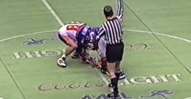 MILL 1994 New York Saints vs Philadelphia Wings