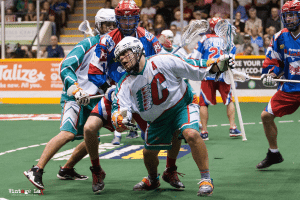 Peterborough Lakers vs Six Nations Chiefs MSL Finals 2014 Credit: Vintage Lax