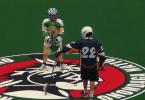 Cody McEvoy box lacrosse