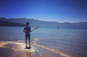 Catch at Lake Tahoe, CA
