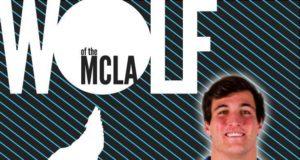 Wolf of the MCLA Adam Smith Boise State University