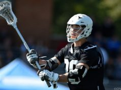 Princeton Loyola Lacrosse fall ball fashion november lacrosse