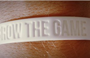 Grow The Game Bracelets