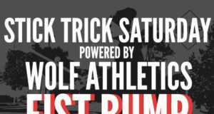 Stick Trick Saturday powered by Wolf Athletics: Fist Bump