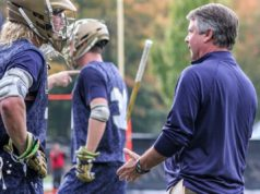 Notre Dame Coach Kevin Corrigan D1 Fall Ball