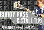 Stick Trick Saturday: Buddy Pass and Stall Tips