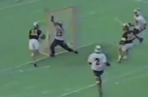 Throwback Thursday 1993 Delaware vs UPenn Lacrosse