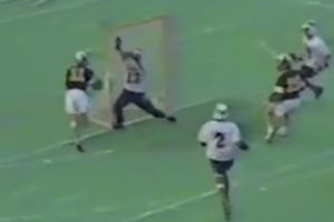 Throwback Thursday 1993 Delaware vs UPenn Lacrosse
