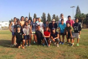 Lacrosse in Netanya
